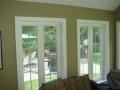 Manfredia's Carpentry Windows in New Porch 8-09