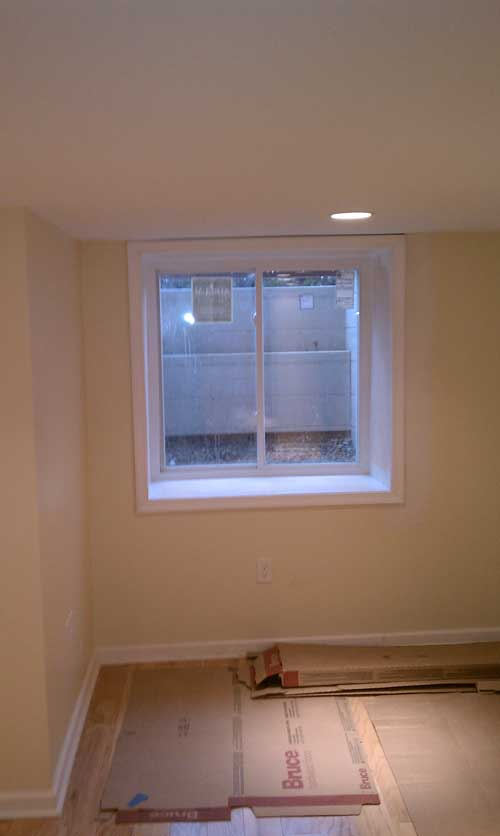 Manfredia-Carpentry-Egress-Window-in-Finished-Basement