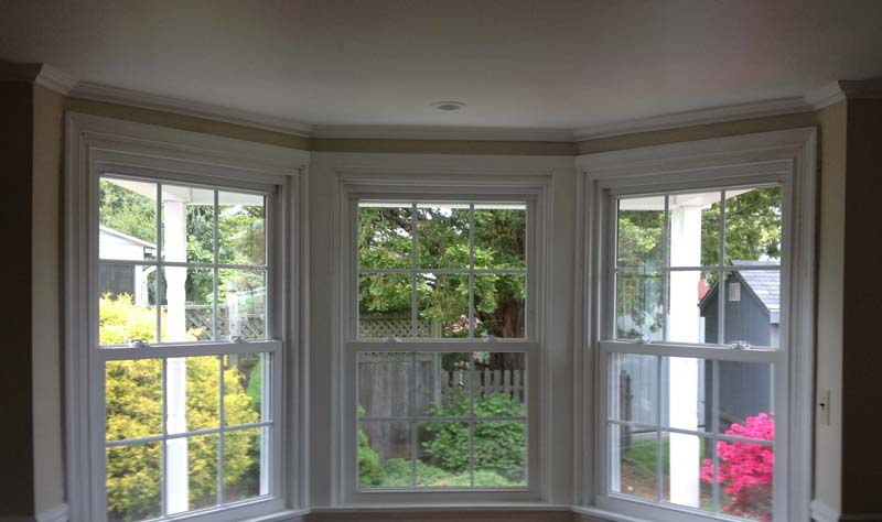 Manfredia's Carpentry Window and Trim and Crown Molding Installation 5-13